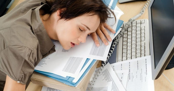 Ursachen und Lösung von Müdigkeit