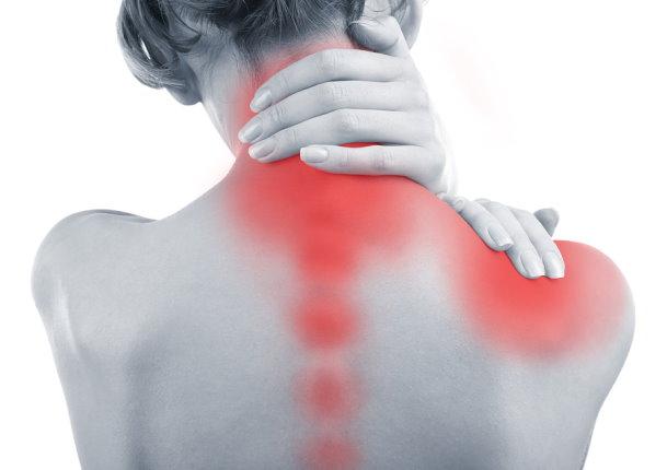 Hilfe bei Muskelschmerzen